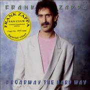 Click here for more info about 'Frank Zappa - Broadway The Hard Way - Purple Fan Club Edition'