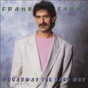 Click here for more info about 'Frank Zappa - Broadway The Hard Way - Purple & Yellow Splatter Vinyl'