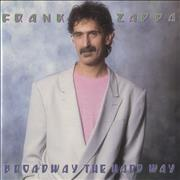 Click here for more info about 'Frank Zappa - Broadway The Hard Way'