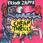 Click here for more info about 'Frank Zappa - Cheap Thrills'