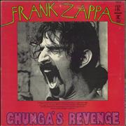 Click here for more info about 'Frank Zappa - Chunga's Revenge - 2nd - EX'