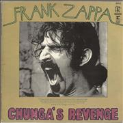 Click here for more info about 'Frank Zappa - Chunga's Revenge - Green Sleeve - VG'