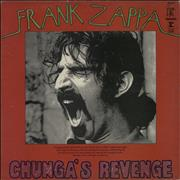 Click here for more info about 'Frank Zappa - Chunga's Revenge - Red Sleeve'