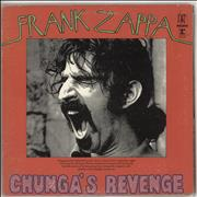 Click here for more info about 'Frank Zappa - Chunga's Revenge - Tan label'