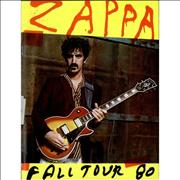 Click here for more info about 'Frank Zappa - Crush All Boxes - Fall Tour 80'