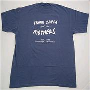 Click here for more info about 'Frank Zappa - Cucamonga T-Shirt - Large'