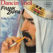Click here for more info about 'Frank Zappa - Dancin' Fool / Baby Snakes - Return Of The Son Of Frank Zapp'