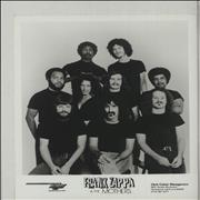 Click here for more info about 'Frank Zappa - DiscReet Records Publicity Photo'