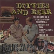 Click here for more info about 'Frank Zappa - Ditties And Beer'