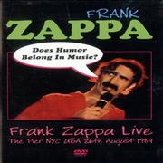 Click here for more info about 'Frank Zappa - Does Humour Belong In Music?'