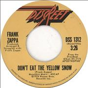 Click here for more info about 'Frank Zappa - Don't Eat The Yellow Snow'
