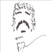 Click here for more info about 'Frank Zappa - Drawing'