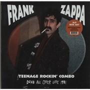 Frank Zappa Dumb All Over Live 1981 - Sealed UK vinyl box set