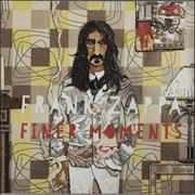 Click here for more info about 'Frank Zappa - Finer Moments - Sealed'