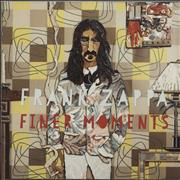 Click here for more info about 'Frank Zappa - Finer Moments'