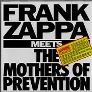 Click here for more info about 'Frank Zappa - Frank Zappa Meets The Mothers Of Prevention'