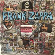 Click here for more info about 'Frank Zappa - Frank Zappa On Rykodisc Catalog 1998'