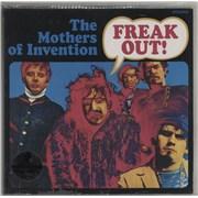 Frank Zappa Freak Out! - 180gm - Sealed USA 2-LP vinyl set