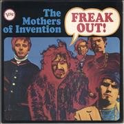 Click here for more info about 'Frank Zappa - Freak Out! - EX'