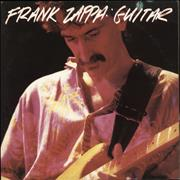 Click here for more info about 'Frank Zappa - Guitar - EX'
