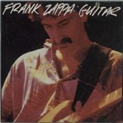 Frank Zappa Guitar USA 2-CD album set