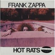 Frank Zappa Hot Rats - 140gm USA vinyl LP