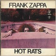 Click here for more info about 'Frank Zappa - Hot Rats - 1st - VG WOC'