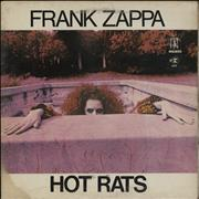 Click here for more info about 'Frank Zappa - Hot Rats - 1st - VG'