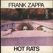 Click here for more info about 'Frank Zappa - Hot Rats - VG/EX'