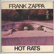 Click here for more info about 'Frank Zappa - Hot Rats'