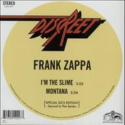Click here for more info about 'Frank Zappa - I'm The Slime / Montana'