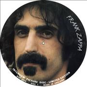 Click here for more info about 'Frank Zappa - Interview Picture Disc'