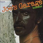 Frank Zappa Joe's Garage Acts I, II & III UK vinyl box set