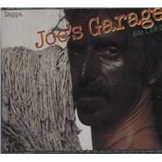 Frank Zappa Joe's Garage Acts I, II & III USA 2-CD album set