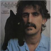 Frank Zappa London Symphony Orchestra Vol II UK vinyl LP