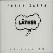 Click here for more info about 'Frank Zappa - Läther'