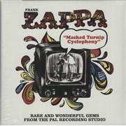 Frank Zappa Masked Turnip Cyclophony UK 2-LP vinyl set