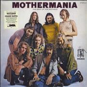 Click here for more info about 'Frank Zappa - Mothermania - 180gm - Sealed'