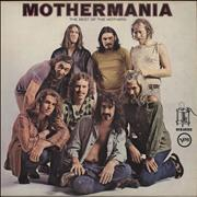 Click here for more info about 'Frank Zappa - Mothermania - 3rd - EX'