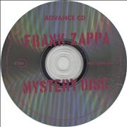 Click here for more info about 'Frank Zappa - Mystery Disc'