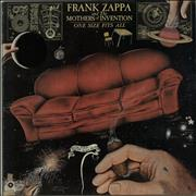 Click here for more info about 'Frank Zappa - One Size Fits All - 1st'