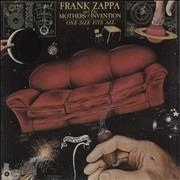 Click here for more info about 'Frank Zappa - One Size Fits All - shrink'
