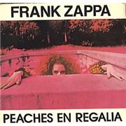 Click here for more info about 'Frank Zappa - Peaches En Regalia - 3