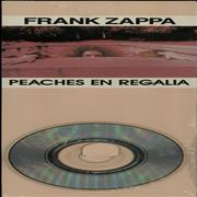 Click here for more info about 'Frank Zappa - Peaches En Regalia - Sealed Longpack'