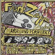 Click here for more info about 'Frank Zappa - Playground Psychotics'