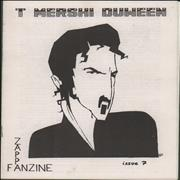 Click here for more info about 'Frank Zappa - Quantity Of Ten T'Mershi Duween Fanzines'