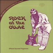 Click here for more info about 'Frank Zappa - Rock At The Oval'