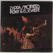 Click here for more info about 'Frank Zappa - Roxy & Elsewhere - EX'