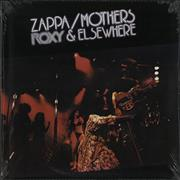 Click here for more info about 'Frank Zappa - Roxy & Elsewhere - Sealed'