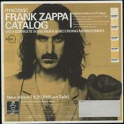 Click here for more info about 'Frank Zappa - Ryokodisc Frank Zappa Catalog'